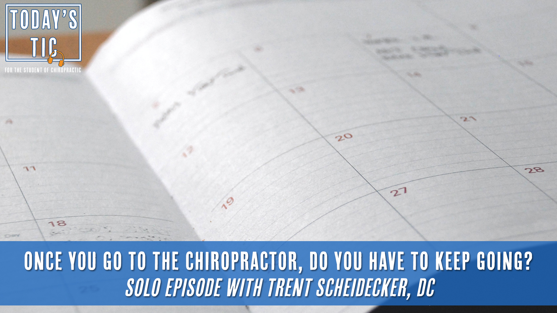 Once You Go to the Chiropractor, Do You Have to Keep Going?