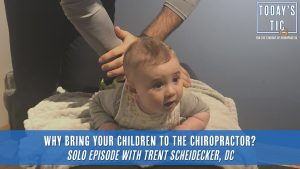 Why bring your children to the chiropractor?