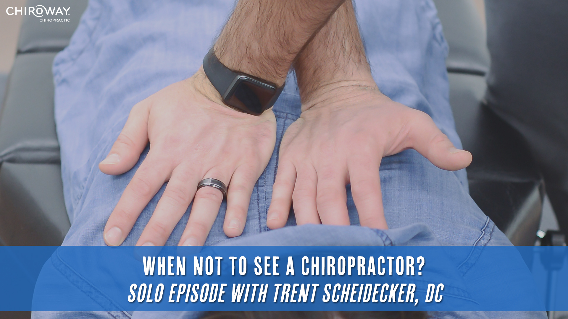 When not to see a Chiropractor