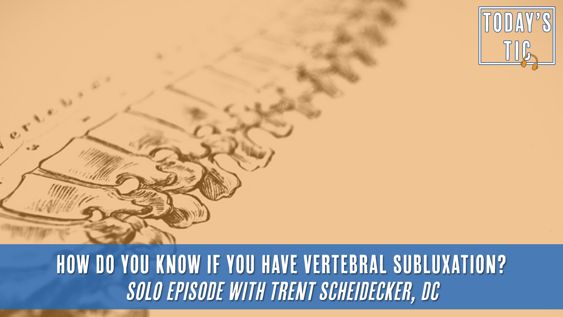 How do you know if you have vertebral subluxation
