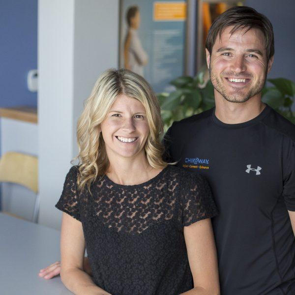 Trent and Laura Scheidecker
