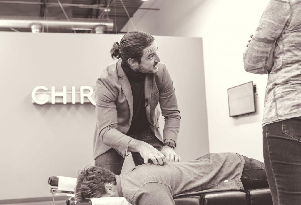 Trent Scheidecker Chiropractic